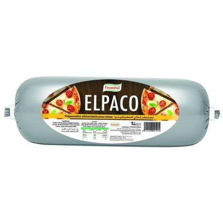 Mozzarella El Paco 1 Kg
