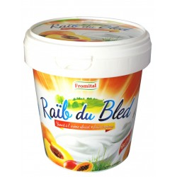 Raib abricot fruits tropicaux