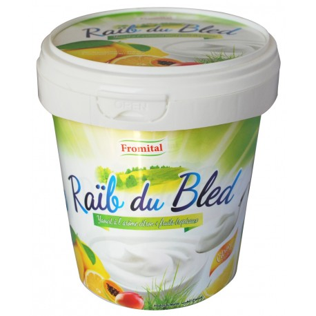 Raib citron fruits tropicaux